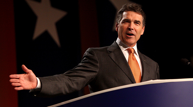 Perry Backs Hall, Bashes Investigation